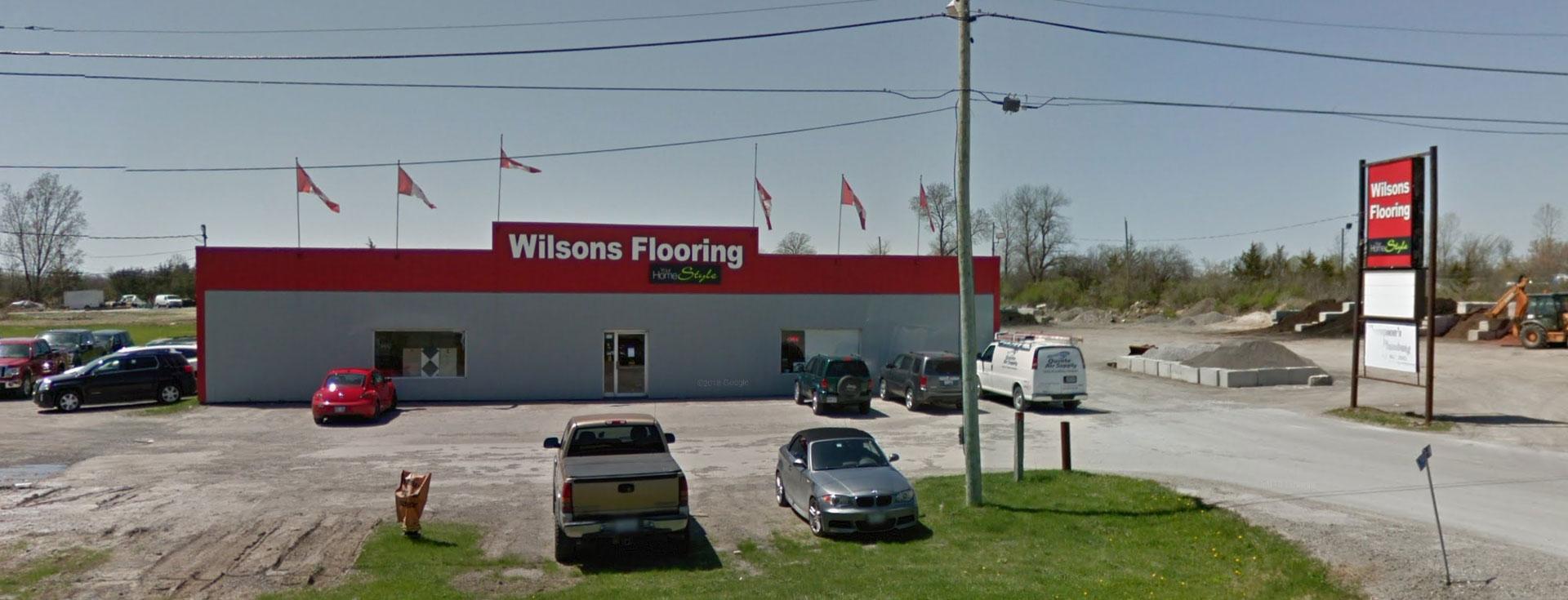 Wilsons Flooring Centre - Belleville, ON